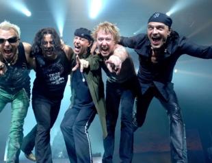 Группа Scorpions передумала распадаться
