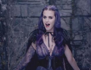 Кэти Перри представила новый клип Wide Awake