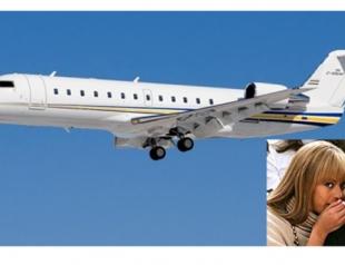 Бейонсе подарила мужу самолет