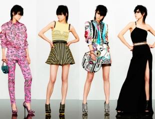 Круизная коллекция Versace Resort 2013