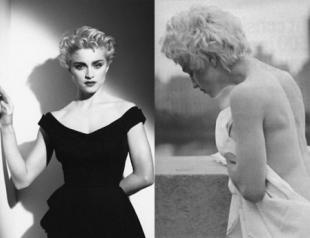 Редкие фото молодой Мадонны. Фото