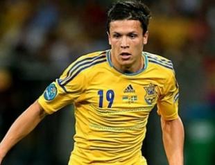 Евгений Коноплянка вошел в антирейтинг УЕФА