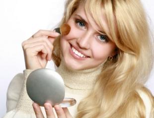 Мастер-класс: маскирующий макияж для проблемной кожи