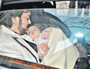 Киркоров заявил о рождении сына