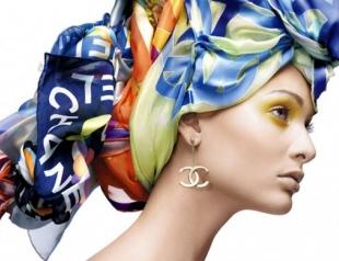 10 способов завязать летний платок. Видео