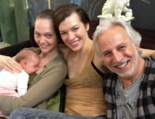 Саша Пивоварова показала двухмесячную дочку. Фото