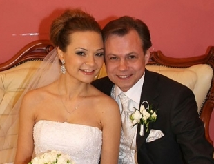 Молодая жена Левкина родит ему дочь