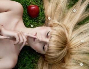 Летние фруктовые маски для сухих волос