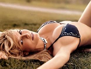 Звездный фитнес: тело, как у Хайди Клум. Видео