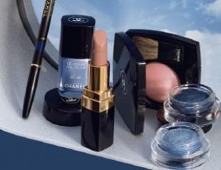 Chanel выпустил коллекцию косметики Blue Illusion de Chanel