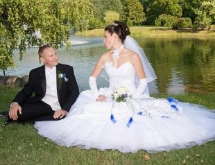 Три причины выйти замуж