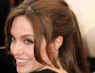 Видеоурок: прическа в стиле Анджелины Джоли