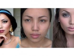 Лучшие образы гения макияжа Таманг Фан. Фото и видео