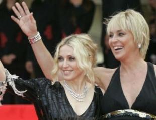 Шэрон Стоун раскрыла секрет молодости Мадонны