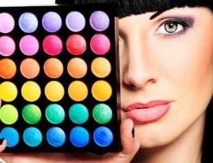 Мастер-класс: делаем палитру декоративной косметики