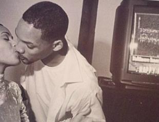 Жена Уилла Смита выложила в Сеть старые семейные снимки. Фото