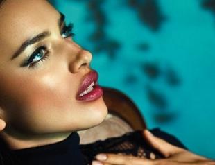 Ирина Шейк снялась в рекламе нижнего белья