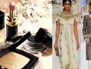 Chanel представил коллекцию косметики Bombay Express