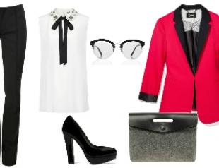 Осенний гардероб: самые модные вещи для офиса