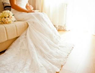Как подарить вторую жизнь свадебному платью?
