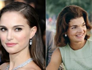 Натали Портман сыграет Жаклин Кеннеди?