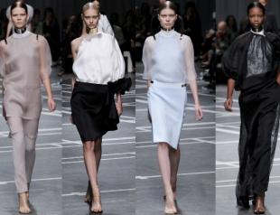 Неделя моды в Париже: показ Givenchy