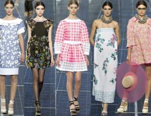 Неделя моды в Париже: «ветреный» показ от Chanel
