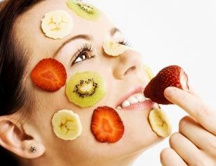 Как разные плоды действуют на кожу?