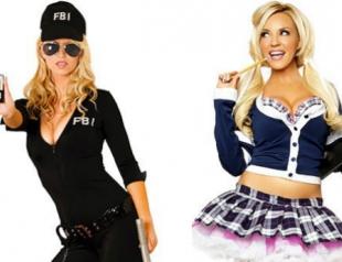 Топ 10 сексуальных костюмов для Хэллоуина. Фото