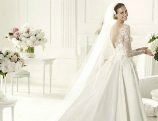 Коллекция свадебных платьев Elie by Elie Saab весна 2013