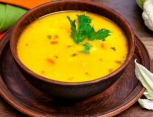 Как приготовить королевский суп?