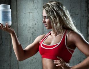 Стоит ли женщине употреблять спортивные добавки?