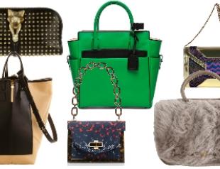 Модные сумки осень-зима 2012-2013. Часть 1