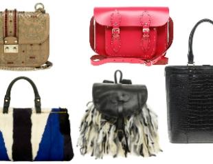Модные сумки осень-зима 2012-2013. Часть 2