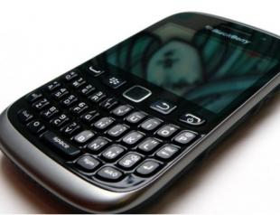 Телефоны BlackBerry признаны опасными для здоровья