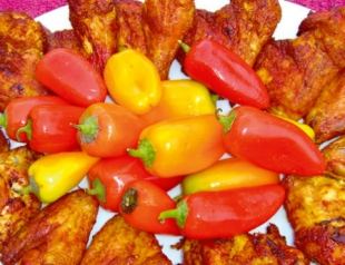 Как приготовить вкусные куриные крылья?