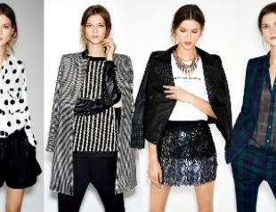 Бренд Zara представил декабрьскую коллекцию