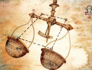 Зодиакальный гороскоп: Весы
