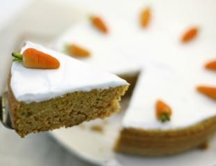 Как приготовить любимый морковный пирог Селин Дион?