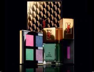 Коллекция макияжа YSL весна-2013