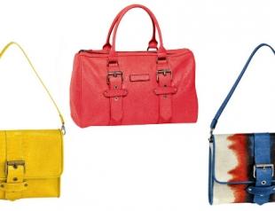 Кейт Мосс создала коллекцию сумок