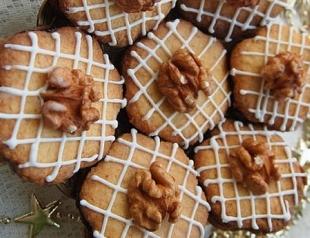 Рецепт печенья на елку