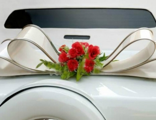 Как должно выглядеть настоящее свадебное авто?