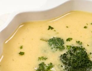 Сырный суп от Эктора Хименеса Браво