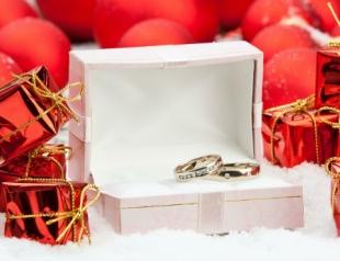 Свадьба в новогоднюю ночь: за и против