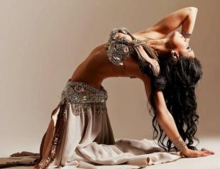 Танец живота избавит от женских болезней
