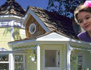 Сури Круз получила на Рождество дом за $ 24 тыс. Фото