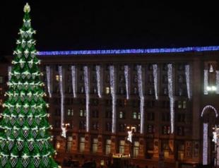 Где и как встретить в Киеве Новый год-2013?