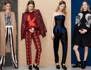 Коллекция Stella McCartney pre-fall 2013