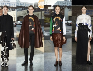 Коллекция Givenchy pre-fall 2013
